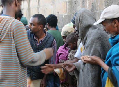 addis homeless eyes
