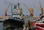 djibout port ethiopia