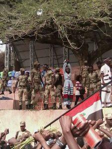 oromo protester