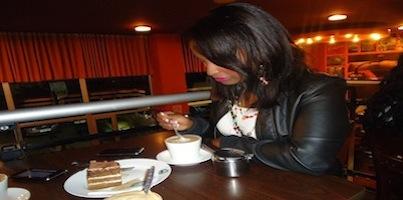 Nabila in Addis Ababa