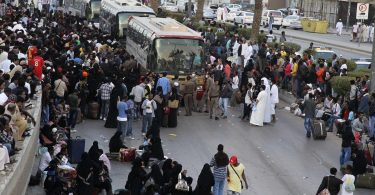 saudi foreignworkers
