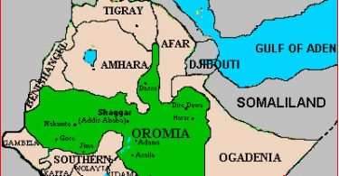 ethiopiafederalism