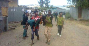 Oromo student protest