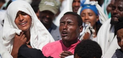 oromo Protest 2015