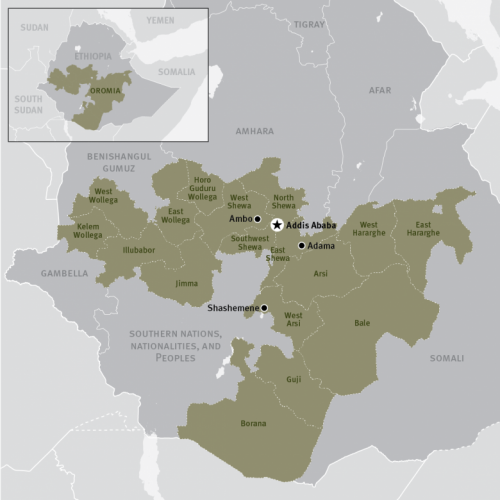 Oromia Special Interest Law: Who owns Addis Ababa? - OPride com