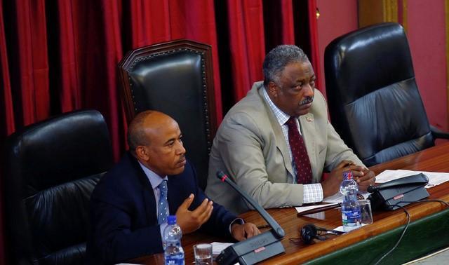Ethiopia's Speaker of the House, Abba Dula Gamada, resigns