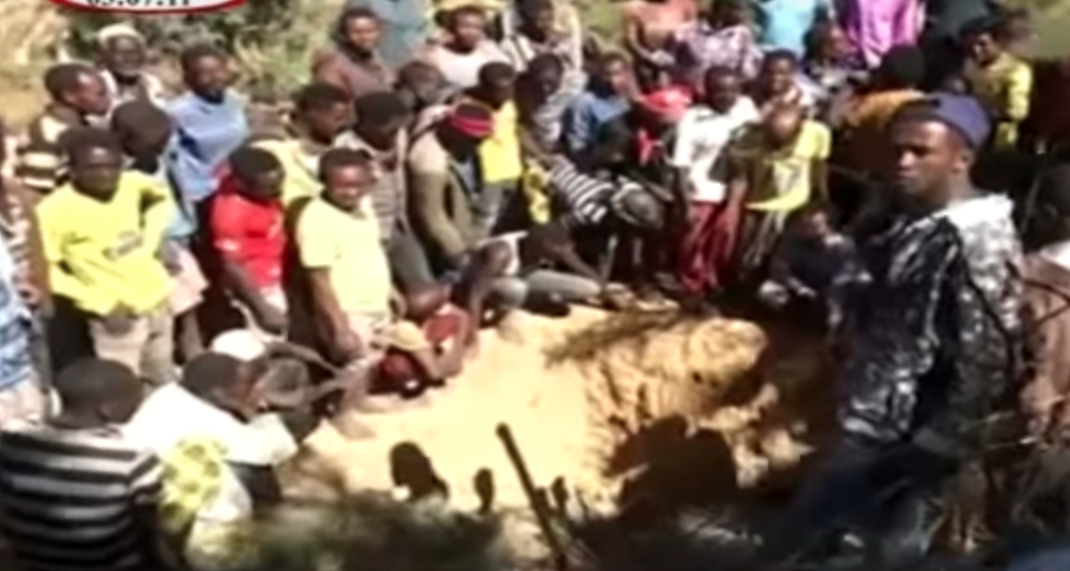 Chelenqo massacre: Ethiopian military forces kill five members of one family
