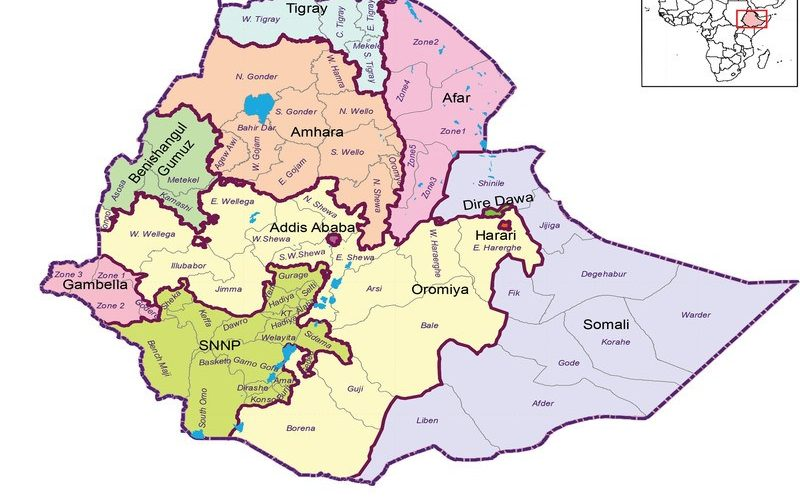 Will ethnic federalism lead to Ethiopia's disintegration