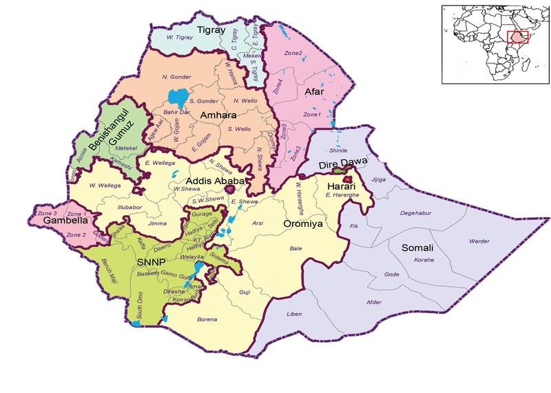 Will ethnic federalism lead to Ethiopia\'s disintegration? - OPride.com