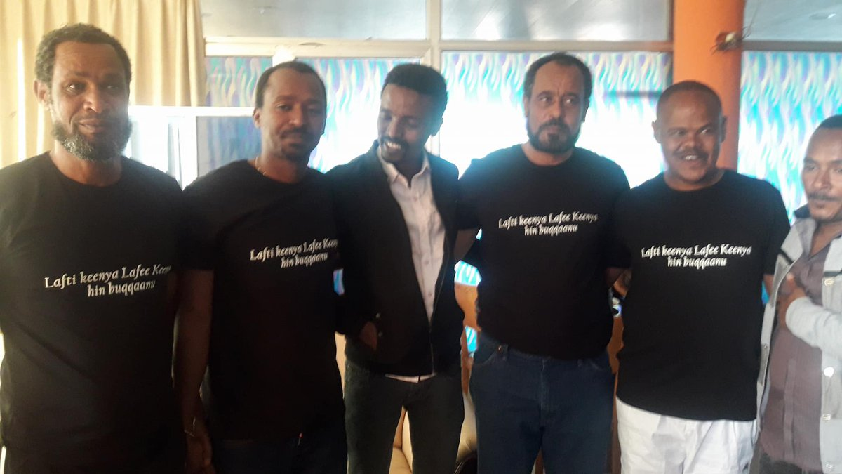 Ethiopia frees Oromo leader and prisoner of conscience Bekele Gerba