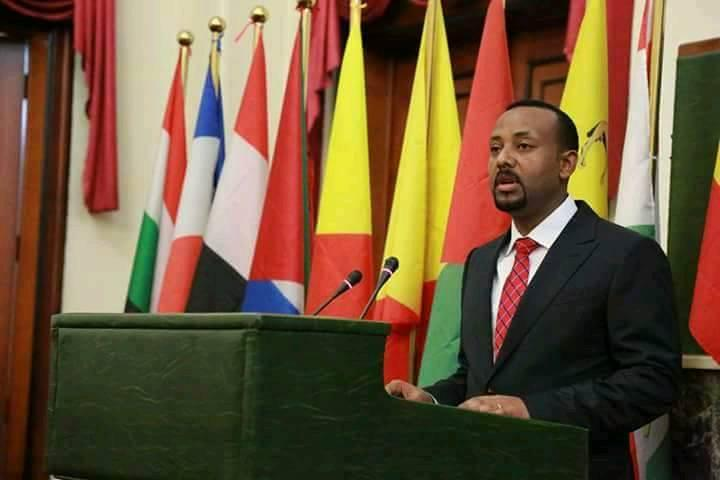 Image result for doctor abiy ahmed speech in parliament