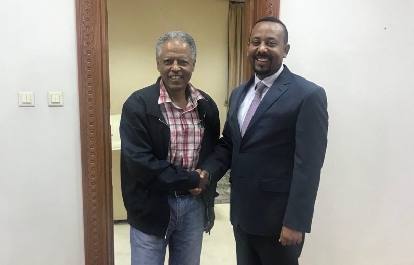 Ethiopia's PM Abiy Ahmed 'breaks the internet' with photo of